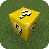 Lucky Gold Blocks Mod for MCPE 1.0