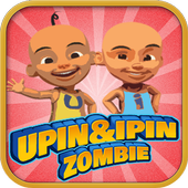 Upin Shoot Ipin vs zombie 1.1