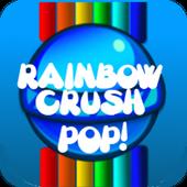 Rainbow Crush Pop
