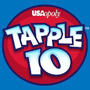 Tapple 10 TimerUSAopolyBoard