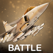 Battle of Gunship - Army Jet Fighter Strike Game 1.4