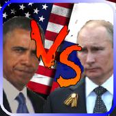 Obama VS Putin Fighting 1.1.10