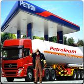 Grand City oil Truck Driver 3d 2.2