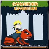Gamakichir Adventure Frog HeroVamseyArcade