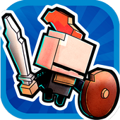 Tap Heroes - Idle Loot Clicker