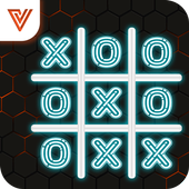 New Glowing Tic Tac Toe 1.0