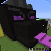 Black fire  Dragon Mod for MCPE 3.0.1