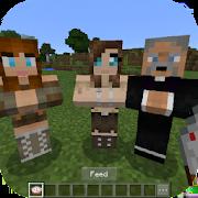 Comes Alive Living Village Mod for MCPE 4.4