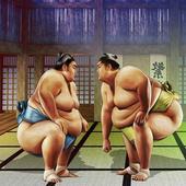 Sumotori Wrestlers Fight-Sumo Wrestling Revolution 1.0