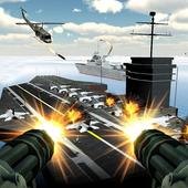 Navy Sea Battleship Combat 3D - Battle of Warships 1.0