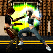 Girls Wrestling Revolution 3D : Stars Women Fight 1.0