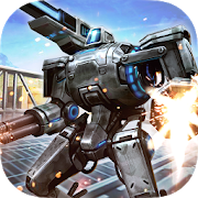 Future Soldier:Robots war-free shooting game 1.0.4