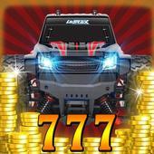 Monster Truck Slots 777 Casino 1.0