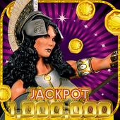Vegas Golden Luck Slots 777 Warrior 1.3