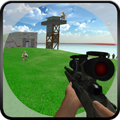 Lone Commando Shooter 3D 1.1