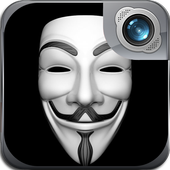 Anonymous Mask Photo Maker CamLive Star Empires DevPhotography
