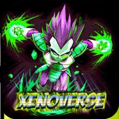 Ultimate Batle Xenoverse - Goku Saiyan Z Fight 1.0