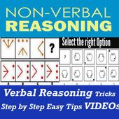 Verbal and Non Verbal Reasoning Tricks VIDEOs App 2.3