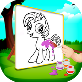 Colour Book Drawing for Kids 1.1