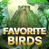 Favorite Birds 4.44