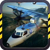 3D Army plane flight simulator 1.3