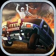 Monster Car Hill Racer 2.0