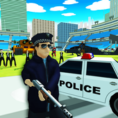 San Andreas Angry Cop 3D City 1.0