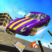 Extreme City Car Escape Stunts 1.0.2