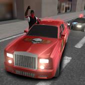 Crazy Driver Gangster City 3D 1.5