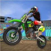 3D Motor Bike Stunt Mania 1.8