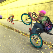 Racing in Bicycle 1.0