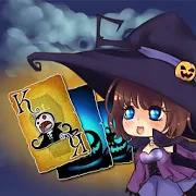 Solitaire Halloween GamePuzzle Games - VascoGamesCard