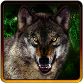 Sniper shooting Jungle Wolf 1.1