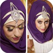 أكسسوارات الحجاب للحفلات 1.0