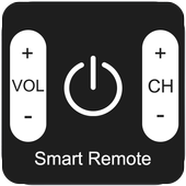 Smart remote control for tv 5.6