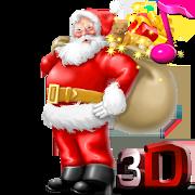 Santa Claus 3D Live Wallpaper 1.0