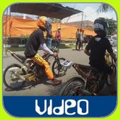 Video Balap Motor Mobil Drag 1.0