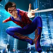 Flying Spider Boy: Superhero Training Academy Game 1.6