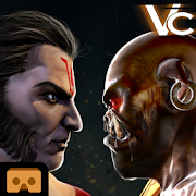 VR Immortals fight
