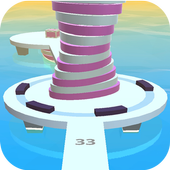 Fire Rides Balls 3D : Hit the Stack 0.6