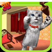 Cute Kitty Cat - 3D Simulator 1.0