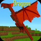 Dragons Addon/Mod for Minecraft PE 1.0
