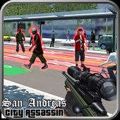 San Andreas City Assassin 2.0