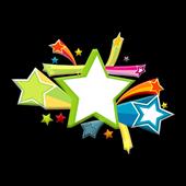 Free Stars Stickers Pack 1 1.0