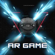 DroneX Augmented Reality Game 0.1