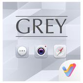 Grey V Launcher ThemeV LauncherPersonalization