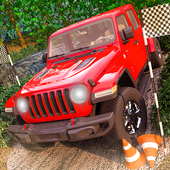 Offroad 4x4 Monster Truck:Jeep Mountain Climb 2021 1.5