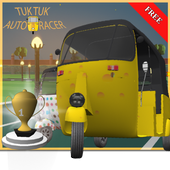 TUK TUK  Auto Racing 3D