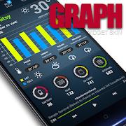 Graph Zooper Widget Skin 1 0 APK Download - Android