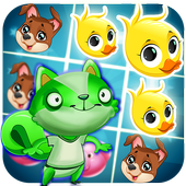 Pet Puzzle Match 3 Game 1.2